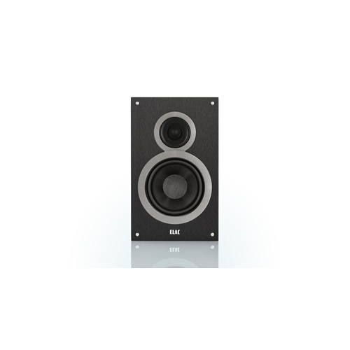 "ELAC B6 Debut Series 6.5"" Bookshelf Speakers (Black, Pair)"