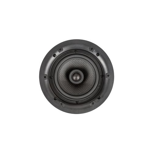 """ELAC In-Ceiling Speaker - 5"""" Woofer (White, Pair)"""