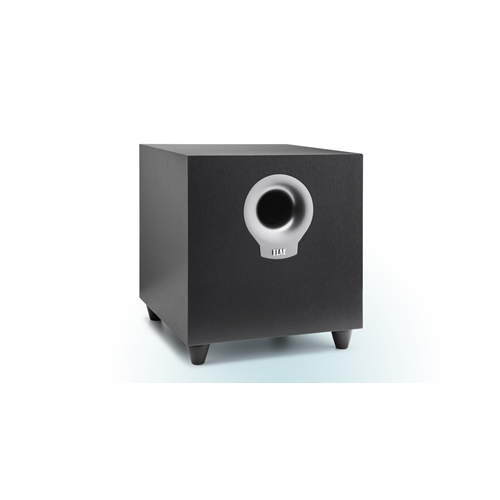 "ELAC S10 Debut Series 10"" 200-Watt Powered Subwoofer (Black, Each/Single)"