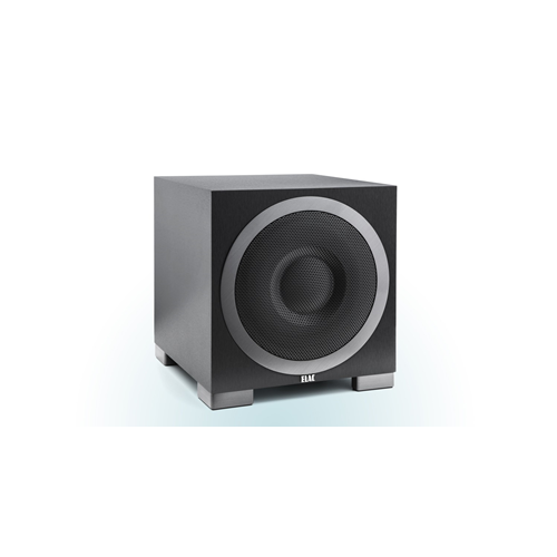 "ELAC S10 Debut Series 10"" 4000-Watt Powered Subwoofer with App Control/Auto EQ (Black, Each/Single)"