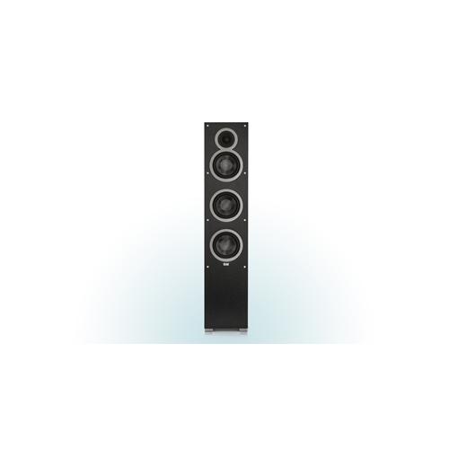 "ELAC UF5 Uni-Fi Series 5.25"" Floor Standing Tower Speaker UF51-BK (Black, Each/Single)"