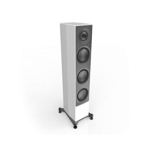 "ELAC AF 61 Adante 6.5"" Floorstanding Speaker (Gloss White, Each/Single)"