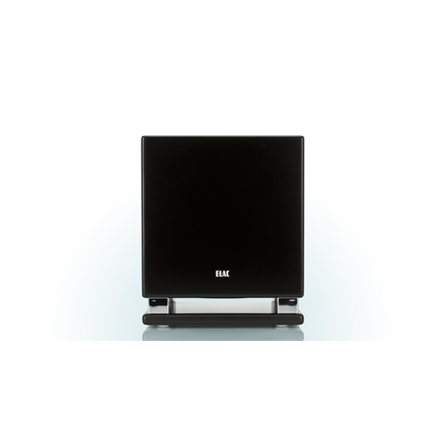 ELAC 2030 Subwoofer (Black/White, Each/Single) - Satin Matte