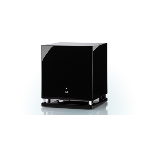 ELAC 2050 Subwoofer (Black/White, Each/Single) - High Gloss