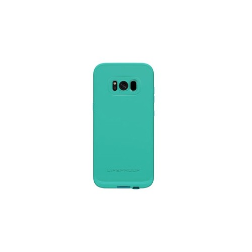 Samsung Galaxy S8 LifeProof Light Blue/Mango (Sunset Bay) Fre case