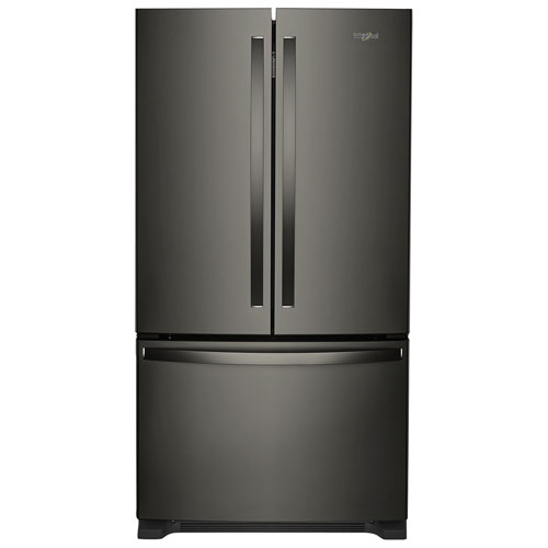 Whirlpool 36 French Door Refrigerator With Water Dispenser