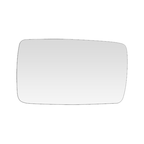 BRAND NEW MIRROR-GLASS~84-91 ISUZU Trooper LEFT DRIVER SIDE~DIRECT FIT~MANUAL