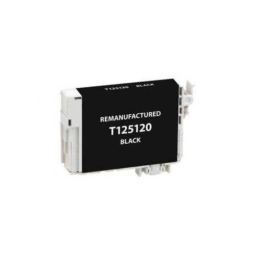 Remanufactured Black Ink Cartridge for Epson T125120 (EPC25120)