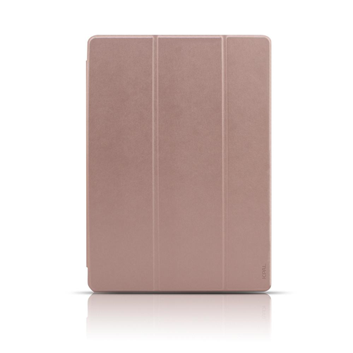 "JCPal Casense Folio Case for 2017 & 2018 iPad 9.7"", Rose Gold"