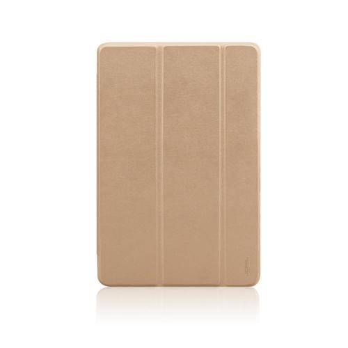 JCPal Casense Folio Case for iPad Mini4, Gold