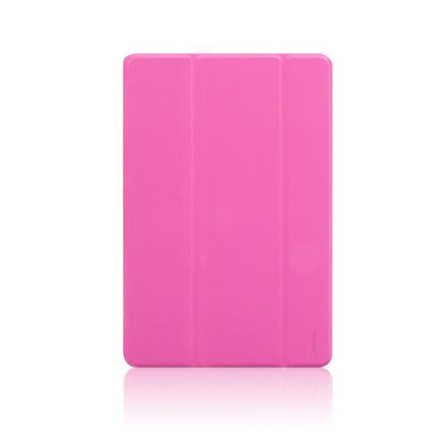 JCPal Casense Folio Case for iPad Mini4, Rose Red
