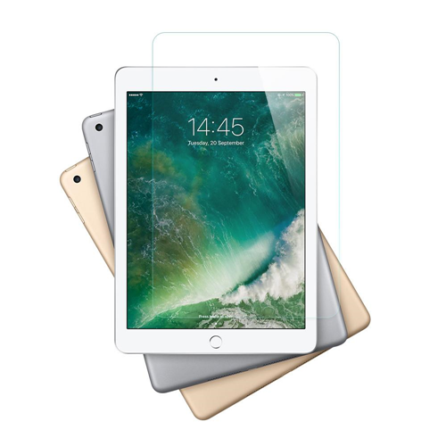 JCPal Anti Blue Light Glass Screen Protector for 2017 iPad