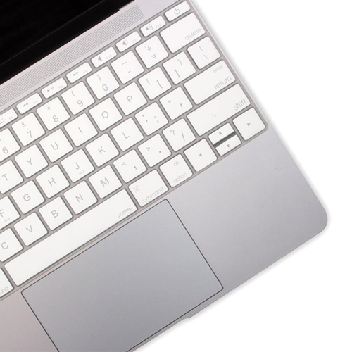 JCPal VerSkin White Keyboard Protector for 2016 Q3 After MacBook Pro 13""