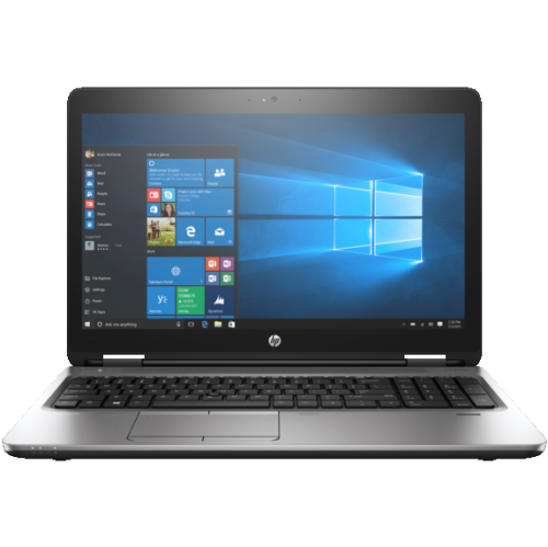 HP ProBook 650 G3 15.6in Laptop (Intel Core i7-7600U / 256GB / 8GB RAM / Windows 10 Pro 64-Bit) - 1BS02UT#ABL
