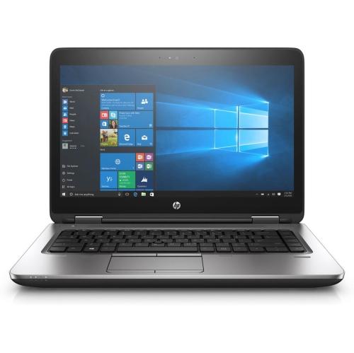 HP ProBook 640 G3 14in Laptop (Intel Core i5-7200U / 256GB / 8GB RAM / Windows 10 Pro 64-Bit) - 1BS09UT#ABA