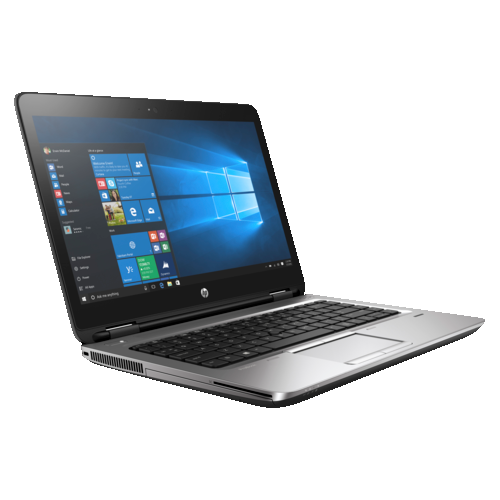 HP ProBook 640 G3 14in Laptop (Intel Core i5-7200U / 256GB / 8GB RAM / Windows 10 Pro 64-Bit) - 1BS12UT#ABA