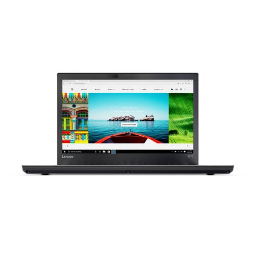 LENOVO ThinkPad T470 14in Laptop (Intel Core i5-7300U / 500GB / 8GB RAM / Windows 10 Professional 64) - 20HD004AUS