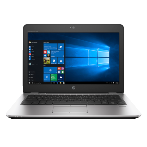 HP EliteBook 820 12.5in Laptop (Intel Core i7-7600U / 256GB / 8GB RAM / Windows 10 Pro 64) - 1FX42UT#ABA