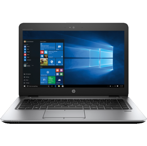 HP EliteBook 840 14in Laptop (Intel Core i7-7600U / 256GB / 8GB RAM / Windows 10 Pro 64) - 1GE46UT#ABA