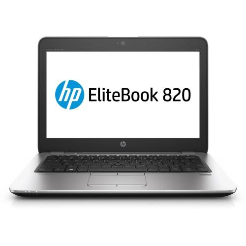 HP EliteBook 820 12.5in Laptop (Intel Core i5-7200U / 256GB / 8GB RAM / Windows 10 Pro 64) - 1FX37UT#ABA