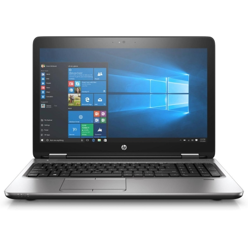 HP ProBook 650 G3 15.6in Laptop (Intel Core i5-7200U / 256GB / 8GB RAM / Windows 10 Pro 64-Bit) - 1BS23UT#ABA