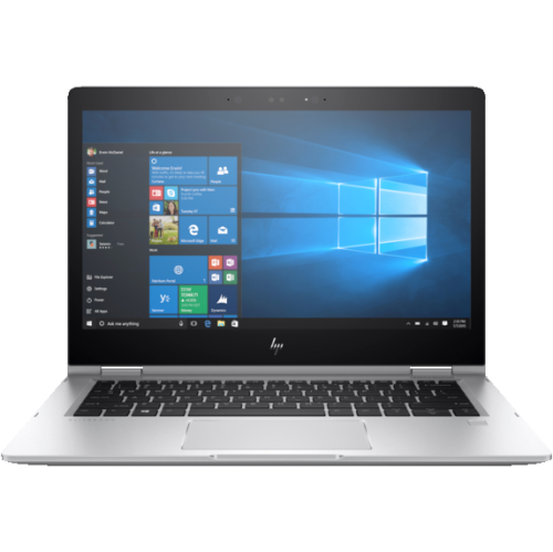 HP EliteBook x360 13.3in Laptop (Intel Core i5-7200U / 128GB / 8GB RAM / Windows 10 Pro 64) - 1BS95UT#ABA