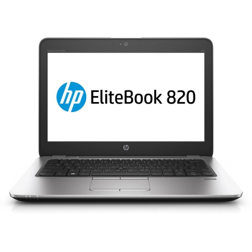 HP EliteBook 820 12.5in Laptop (Intel Core i7-7500U / 256GB / 16GB RAM / Windows 10 Pro 64) - 1FX41UT#ABA