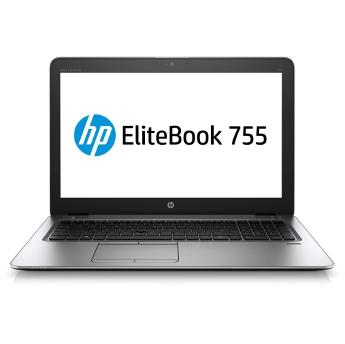 HP EliteBook 755 15.6in Laptop (AMD PRO A12-9800B APU / 256GB / 8GB RAM / Windows 10 Pro 64) - 1FX49UT#ABA