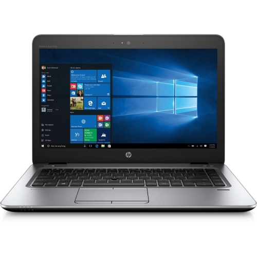 HP EliteBook 840 G4 14in Laptop (Intel Core i5-7300U / 256GB / 8GB RAM / Windows 10 Pro 64) - 1LB77UT#ABA