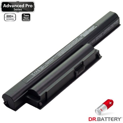 Dr. Battery Advanced Pro Series Batterie pour ordinateur portable de remplacement - Sony VGP-BPS22 - 2 ans de garantie - Livraison gratuite