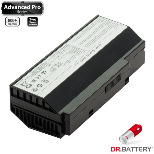 Dr. Battery Advanced Pro Series Replacement Laptop Battery - Asus A42-G73 - 2 Year Warranty - Free Shipping