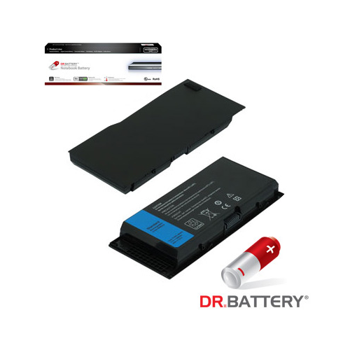 Dr. Battery Advanced Pro Series Replacement Laptop Battery - Dell FV993 - 2 Year Warranty - Free Shipping