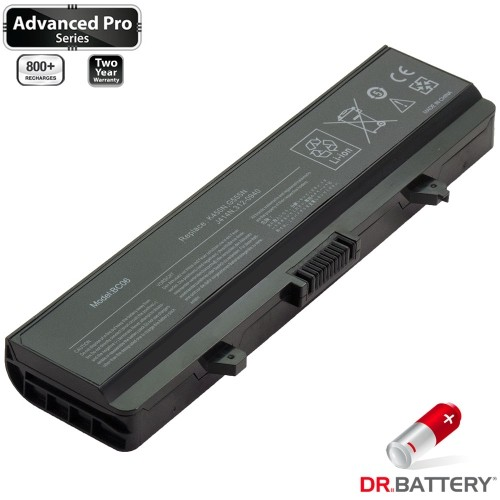 Dr. Battery - Canadian Brand Replacement Laptop Battery (Samsung SDI 5200mAh) - Dell K450N - Free Shipping across Canada