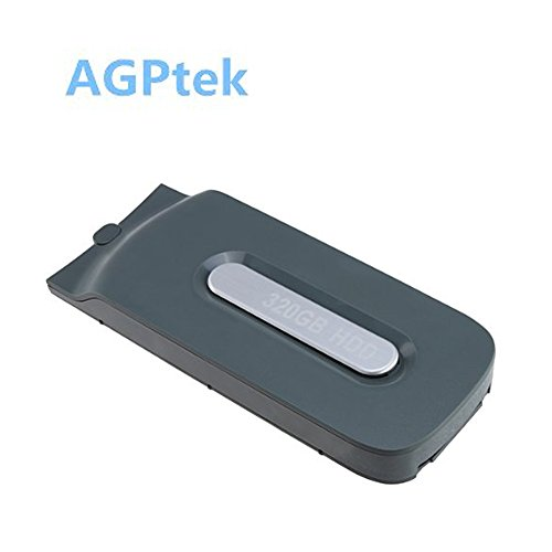 AGPtek 320GB Hard Drive for Microsoft Xbox 360