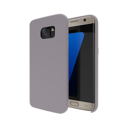 Axessorize Fitted Soft Shell Case for Samsung Galaxy S7 - Pearl
