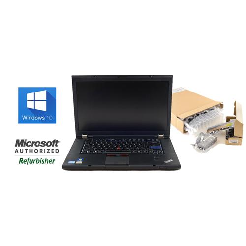 "Lenovo T520 Intel Core i7 2.8 2nd Gen, 4G, 320G, 15.6"", DVDRW, WEBCAM, Windows 10 Pro, 1 Yr Warranty, Refurbished"