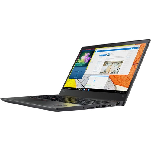 Lenovo ThinkPad T570 15.6in Laptop (Intel Core i5 7600U / 256GB / 8GB RAM / Windows 10 Pro 64-Bit) - 20H9000TUS