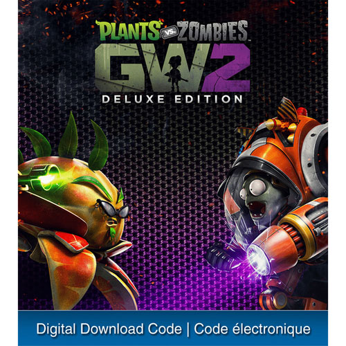 Plants Vs Zombies Garden Warfare 2 Deluxe Edition Ps4 Digital Download Ps4 Games Best