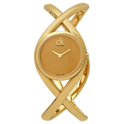 часы ck Calvin Klein 7486 Кельвин Кляйн, белый циферблат