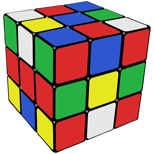 how to finish a rubix cube