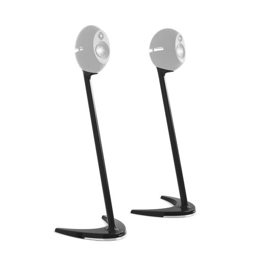 Edifier e25 / e25HD Supports pour haut-parleurs avec câbles longs - Noir