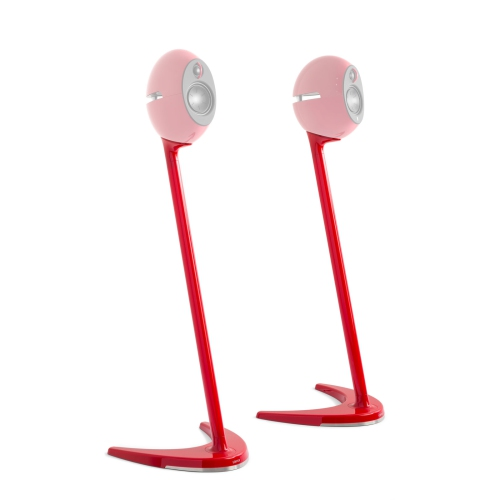 Edifier e25 / e25HD Speaker Stands with long cables - Red
