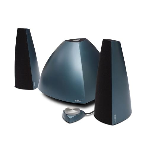 Edifier Prisma 2.1 Bluetooth Audio Speakers System - Blue