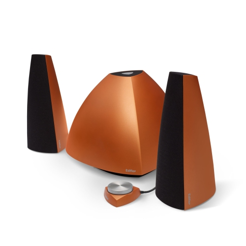 Edifier Prisma 2.1 Bluetooth Audio Speakers System - Gold