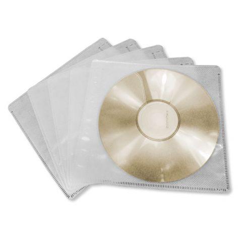 CD/DVD Sleeves - 50 Capacity