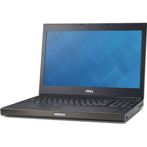 DELL PRECISION M4800 I7 4800MQ 2.7 GHZ 8GB 256SSD 15.6W DVD/RW BT WIN 10 PRO 1YR - Refurbished