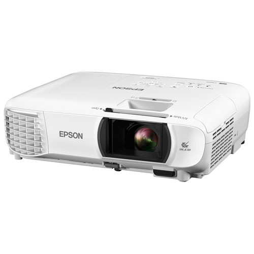 Epson PowerLite Home Cinema HC1060 1080p Home Theatre Projector (V11H849020-F)