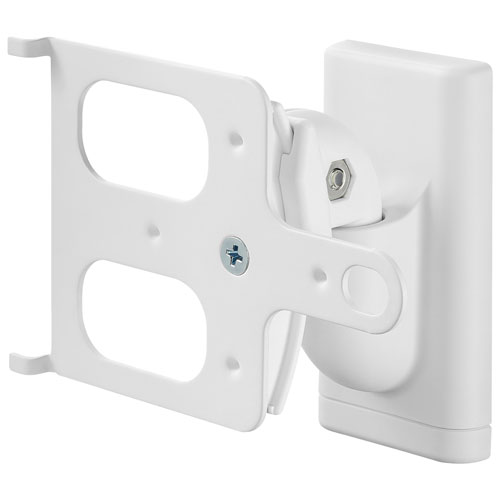 Rocketfish Multi-Directional Wall Mount for Wireless Speakers - White
