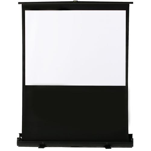 "EluneVision 80"" 4:3 Pneumatic Portable Air-Lift Screen"