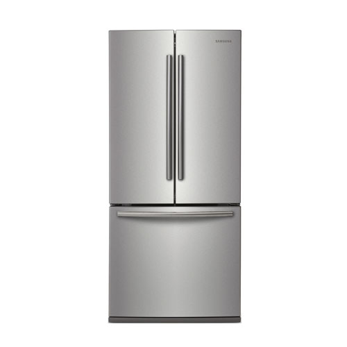 Samsung 30 Quot 21 6 Cu Ft French Door Refrigerator With Led